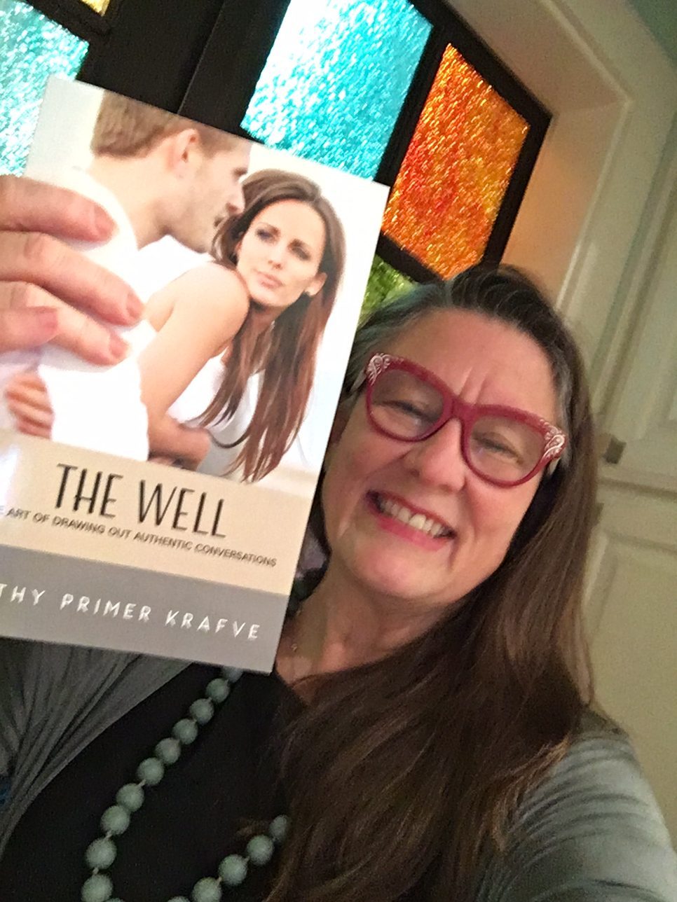 The Well Author with Cathy Krafve
